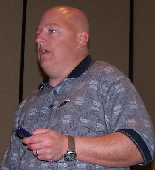Rod Warren Teaching CEU Class